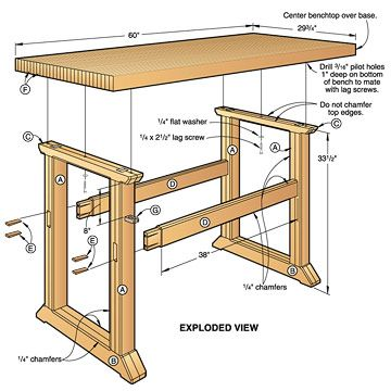 simple woodworking bench plans please visit my woodworking auctions website at wwwwoodworkerplansorg