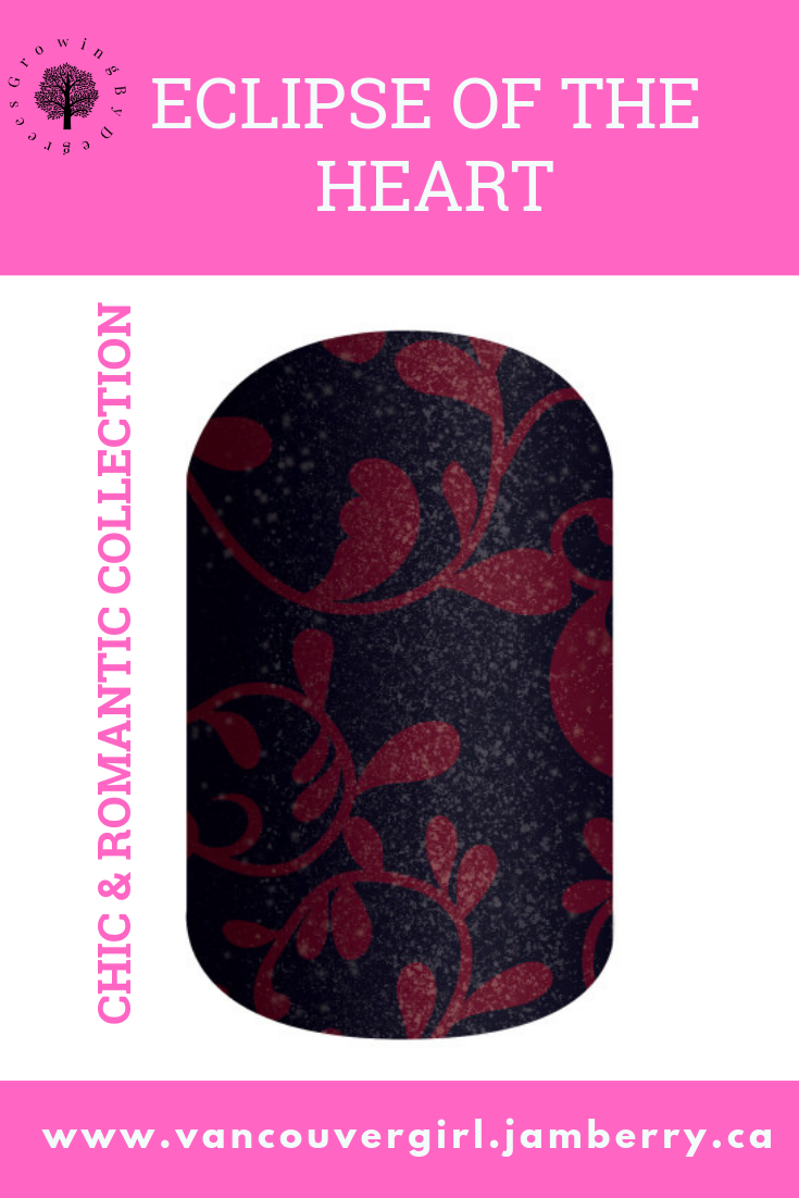 a08121db01e9 Chic and romantic manicure ideas. Show off your romantic side with  Eclipse  of The
