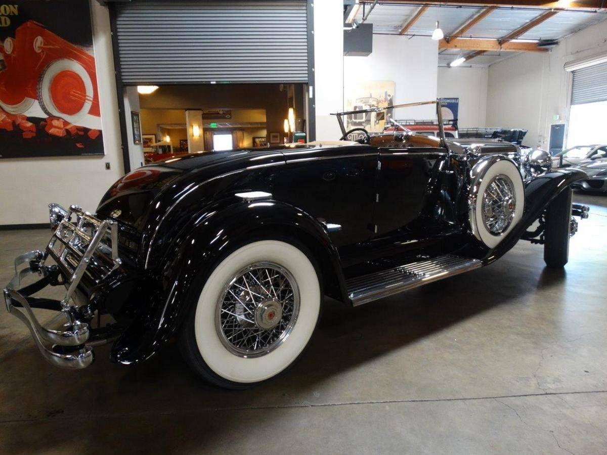 1931 Duesenberg for sale 2105532 Hemmings Motor News