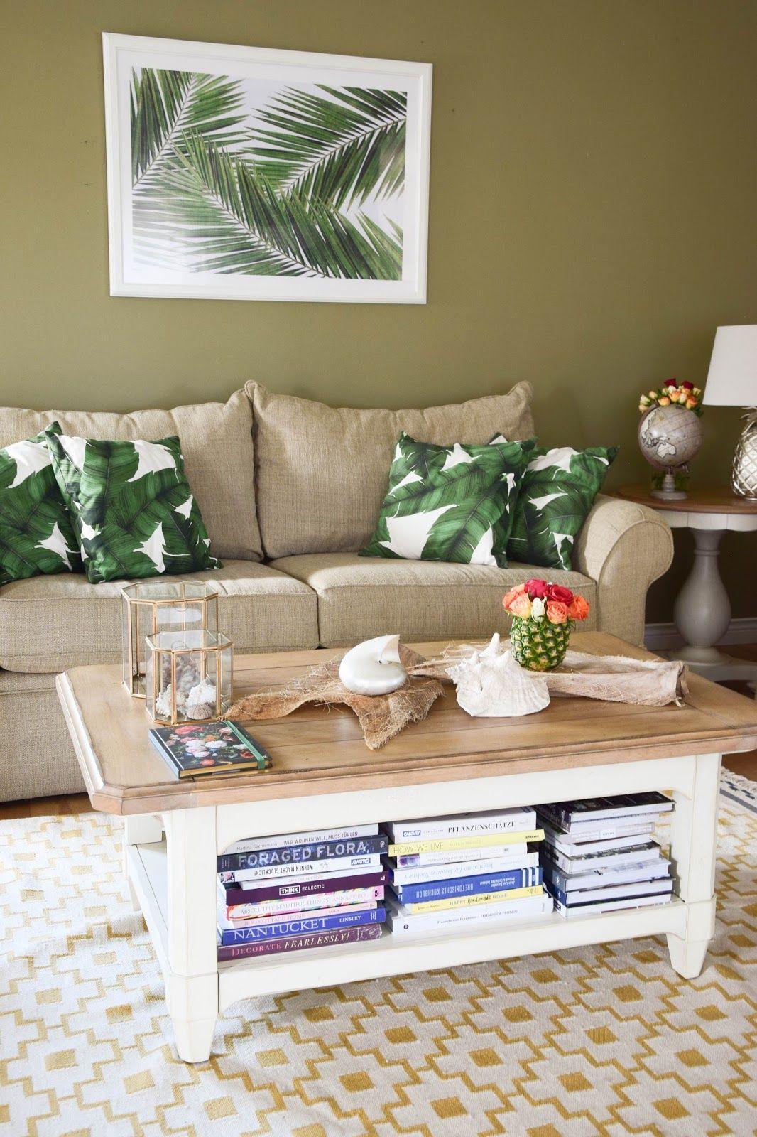 Holt euch den Sommer ins Wohnzimmer: Dekoideen und mehr