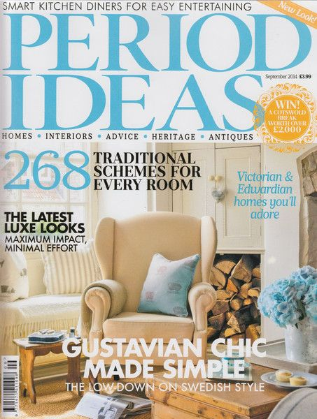 The London Collection In Period Ideas Magazine House Home Magazine Easy Entertaining Magazine