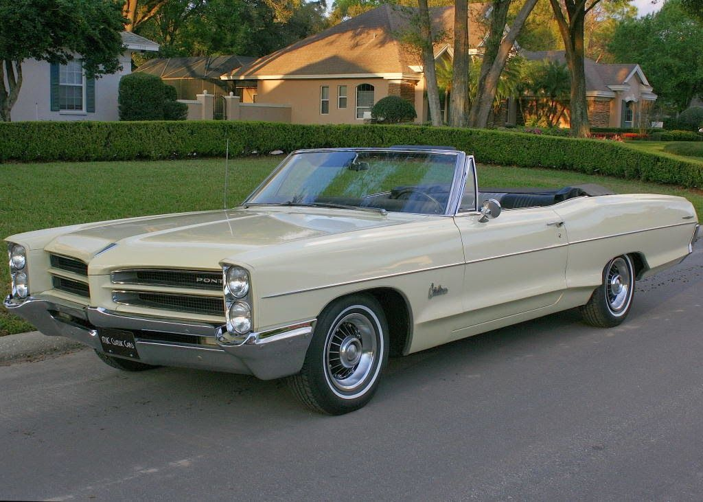 1966 Pontiac Catalina | and performance at so low a price you'll have to look twice to ...