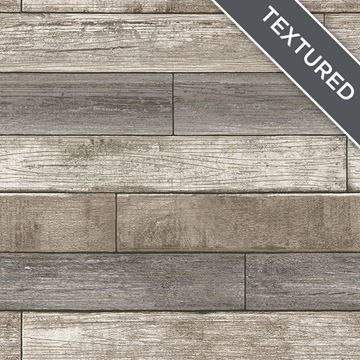 Reclaimed Wood Plank Natural Peel And Stick Wallpaper Wood Plank Wallpaper Stick On Wood Wall Reclaimed Wood Wallpaper