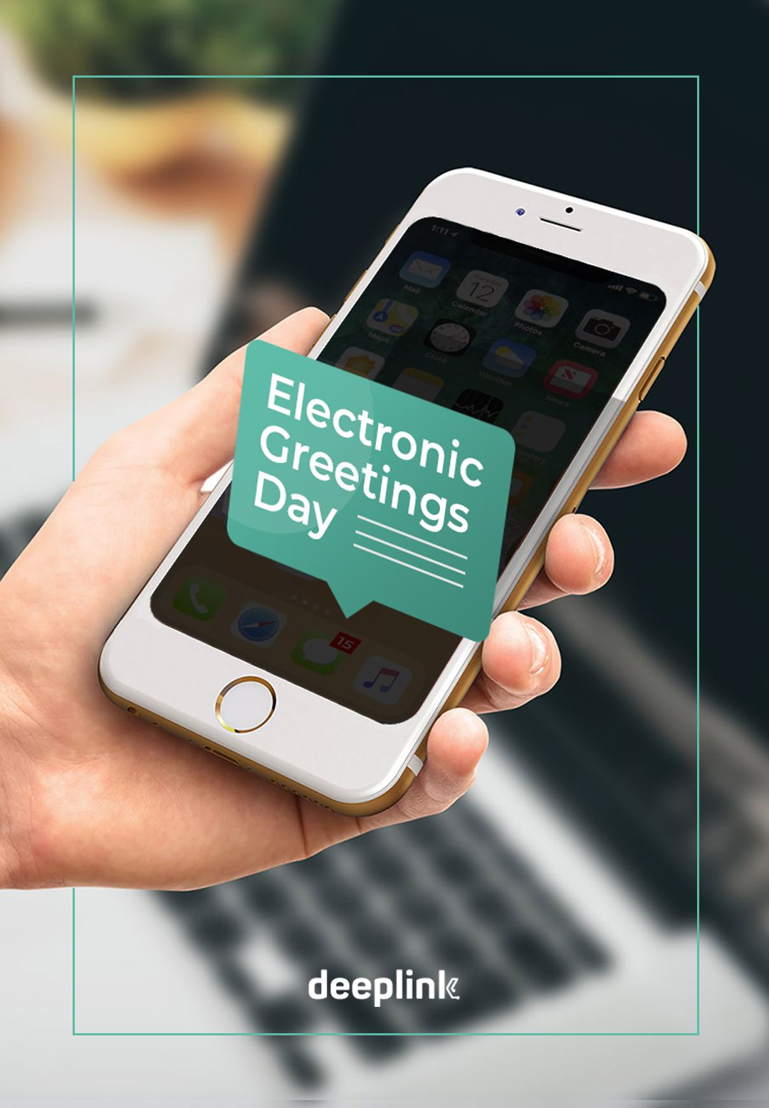 National Electronic Greetings Day Reminds Us Of How Things Have