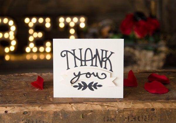 Download Free SVG File - 05.14.16 - Thank You Card | Cricut free ...