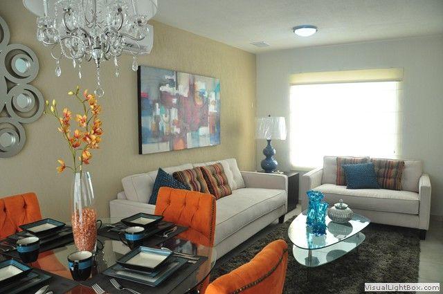 Muebles para una casa peque a espacios peque os de carmen hilda house interior decorating y - Muebles casas pequenas ...