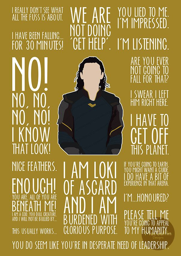 Loki poster - Choose from 2 editions (Made to order)