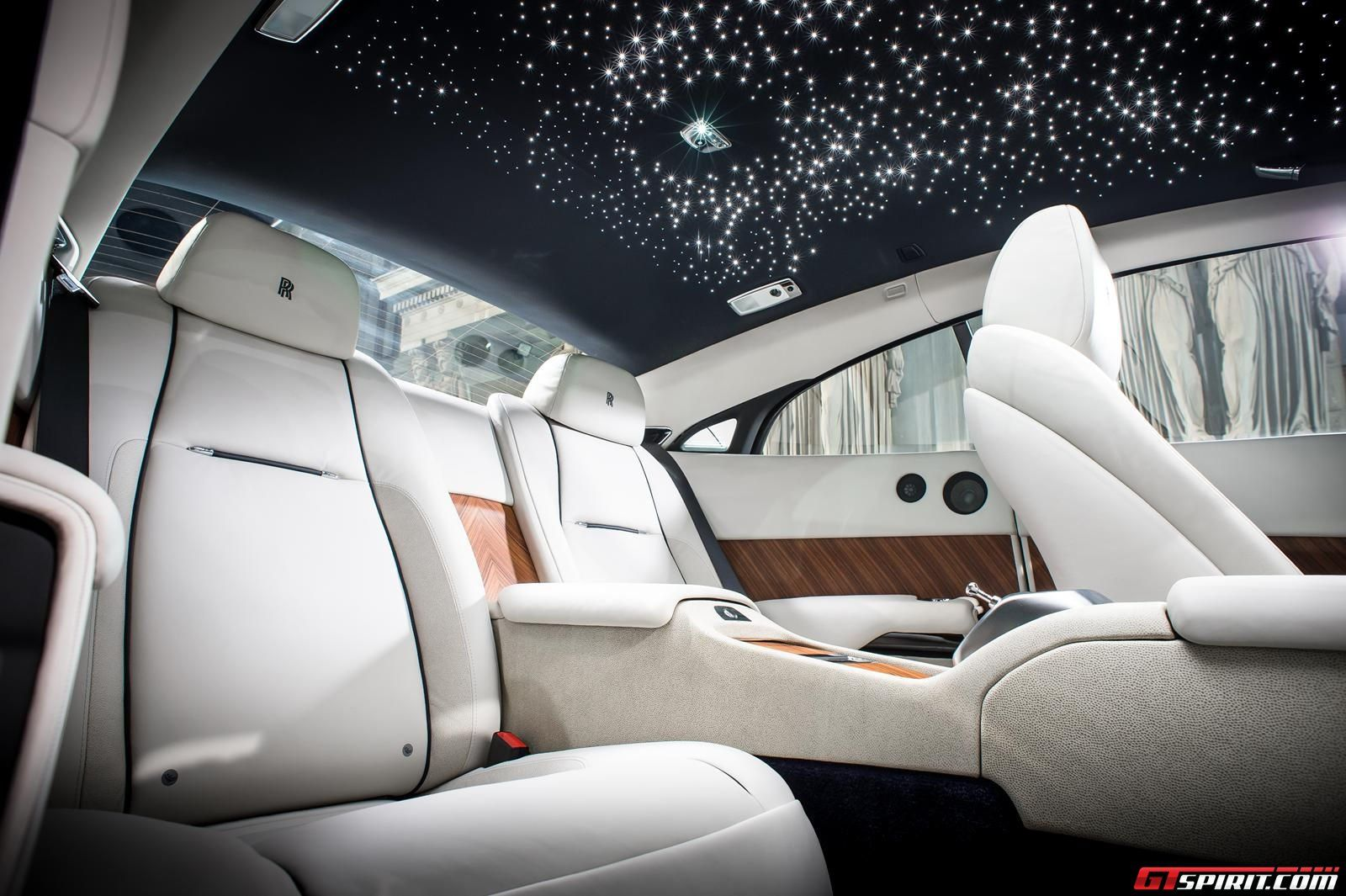 rolls royce wraith interior roof images galleries with a bite. Black Bedroom Furniture Sets. Home Design Ideas