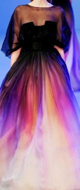 Haute Couture alphabet: Elie Saab s/s 2014