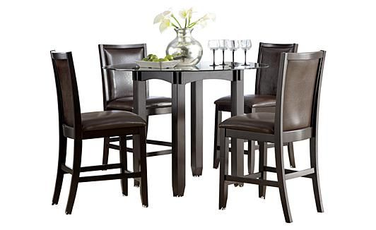 Trishelle Counter Height Dining Table Counter Height Table Sets