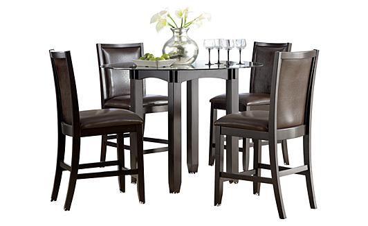 Trishelle Counter Height Dining Table furniture  : 5d229b95ddb855b1768a35392fd82159 from www.pinterest.com size 532 x 326 jpeg 21kB