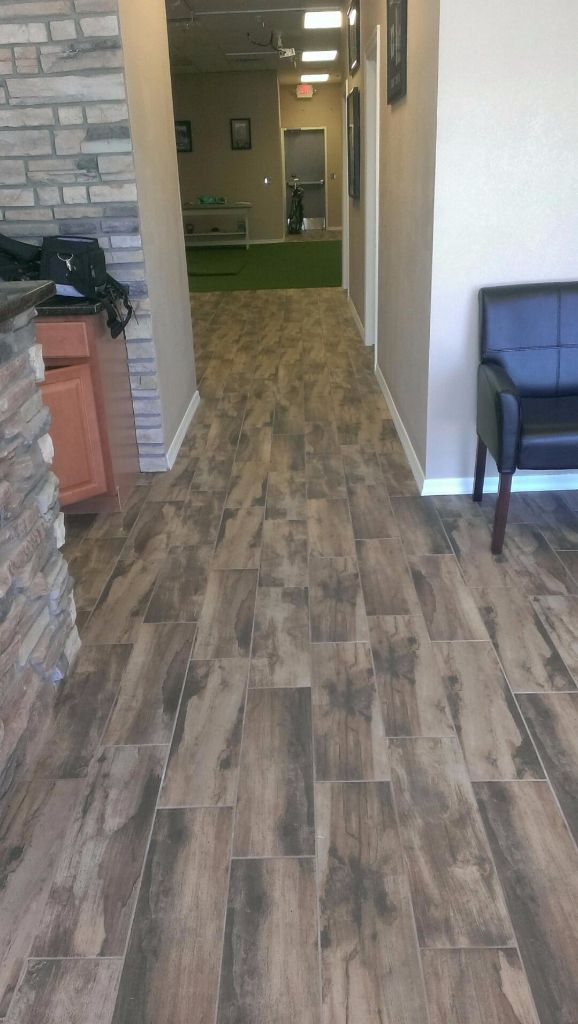 ALC Builders – Flooring - Aspen - Quebec Gold (wood look tile ...