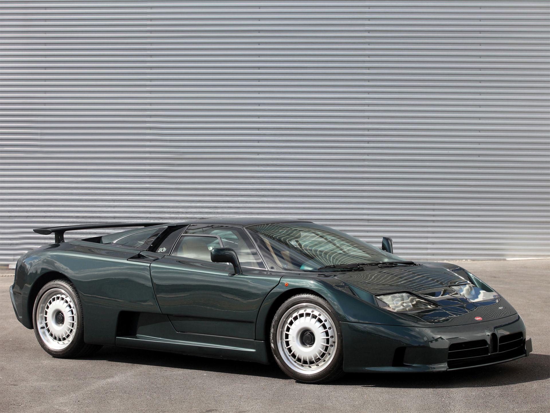 Epingle Sur Bugatti