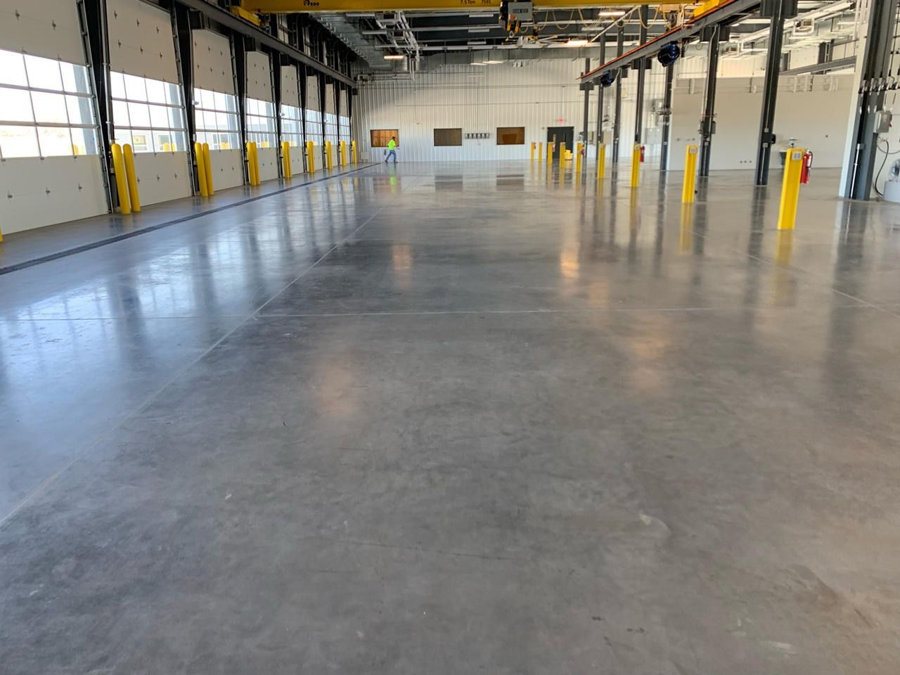 Industrial Spaces Can Benefit From Many Different Concrete