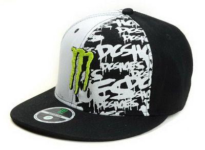 2b0f5c956c67d Monster Energy hat