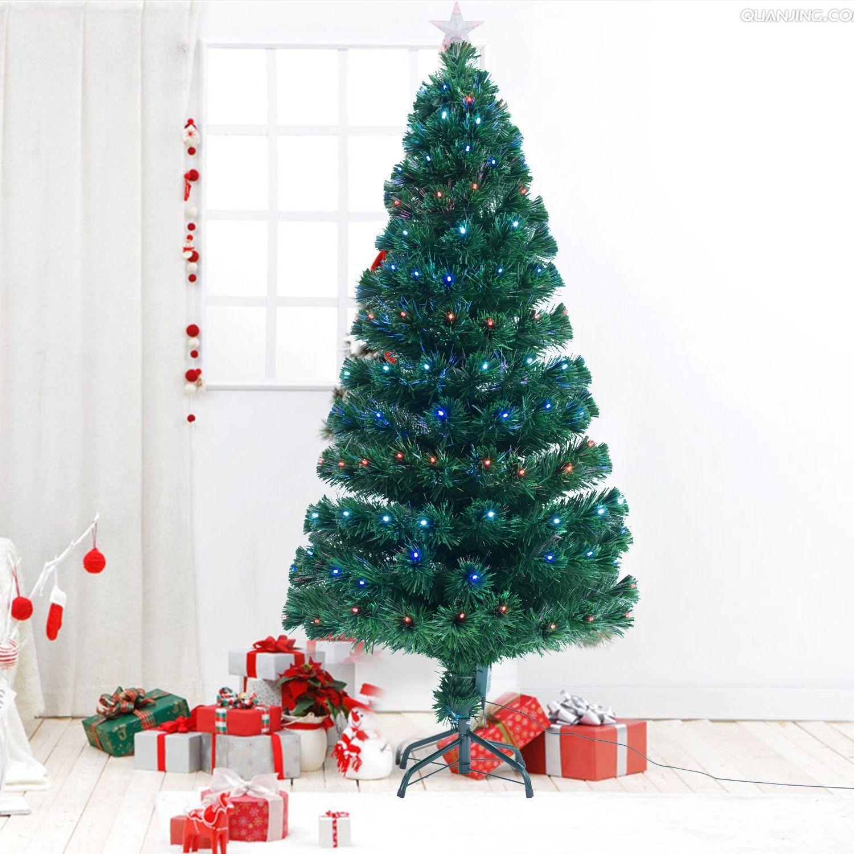 5ft (150cm) Fibre Optic Artificial Christmas Tree w