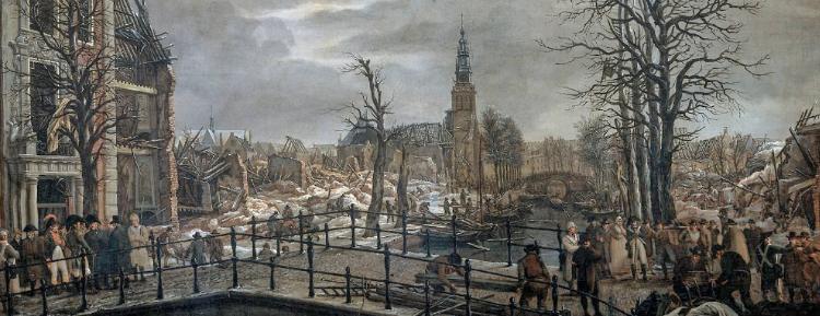 Rapenburg, 1807