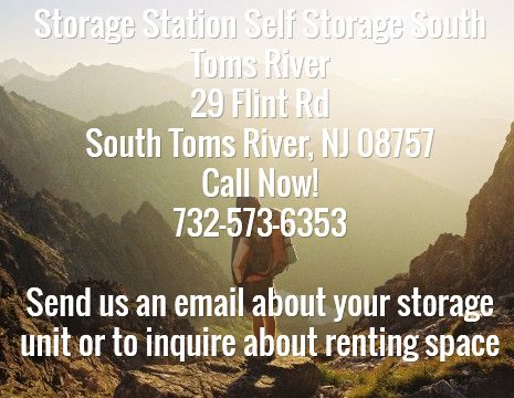 Storage Station Self Storage South Toms River 29 Flint Rd South Toms River, NJ 08757 Call Now! 732-573-6353 Send us an email about your storage unit or to inquire about renting space /