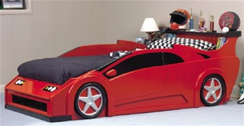 Sports Car Bed Plan Kids Car Bed Car Bed Race Car Bed