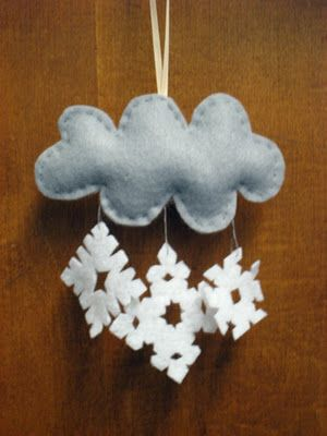 this is a cute kid-friendly kid ornament or fun for a weather