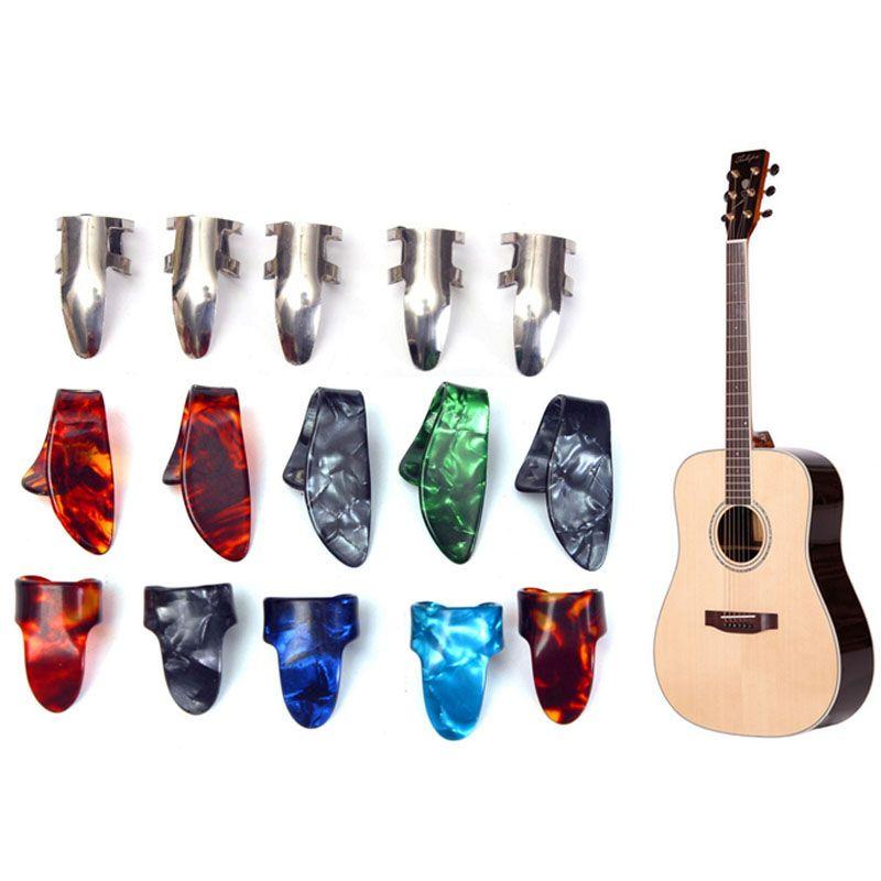 $5.47 (Buy here: https://alitems.com/g/1e8d114494ebda23ff8b16525dc3e8/?i=5&ulp=https%3A%2F%2Fwww.aliexpress.com%2Fitem%2FBox-of-15PCS-Celluloid-Steel-Celluloid-Thumb-Finger-Guitar-Picks-Nail-Picking-Guitar-Plectrums-Musical-Instrument%2F32699232842.html ) Box of 15PCS Celluloid Steel Celluloid Thumb Finger Guitar Picks Nail Picking Guitar Plectrums Musical Instrument Hot Sale for just $5.47