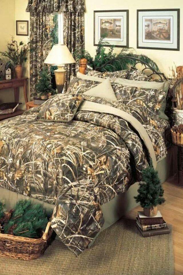 Awesome bedroom Camo comforter sets, Home, Camo bedding sets