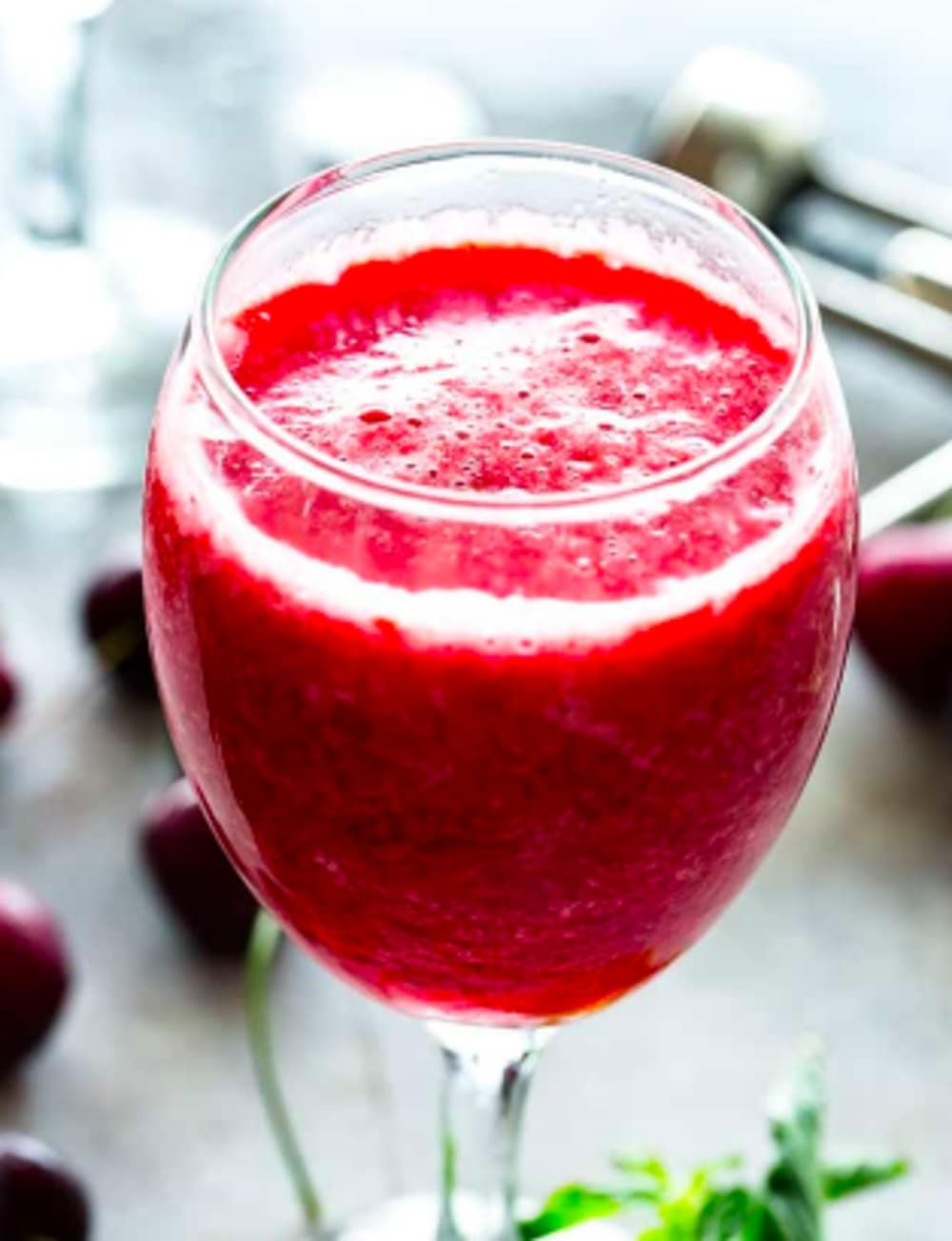10 Boozy Wine Slushies That Will Keep You Cool All Summer Long Wine Slushie Slushies Wine Slushie Recipe
