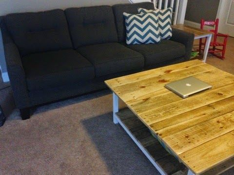 Baby Approved Furniture Made From Pallets And Indestructible