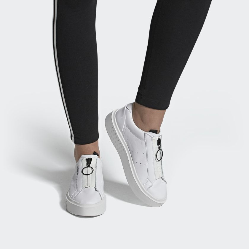 adidas Sleek Super Zip Shoes | My Closet in 2019 | Shoes