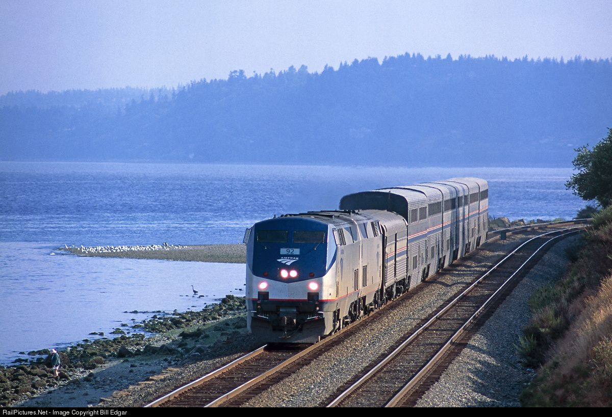 Amtrak's Empire Builder does not concern bird life or a