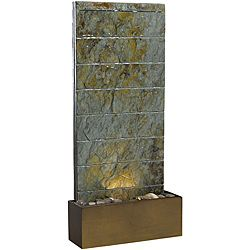 Shop for Ladon Floor/Wall Fountain. Get free shipping at Overstock.com - Your Online Home Decor Outlet Store! Get 5% in rewards with Club O!