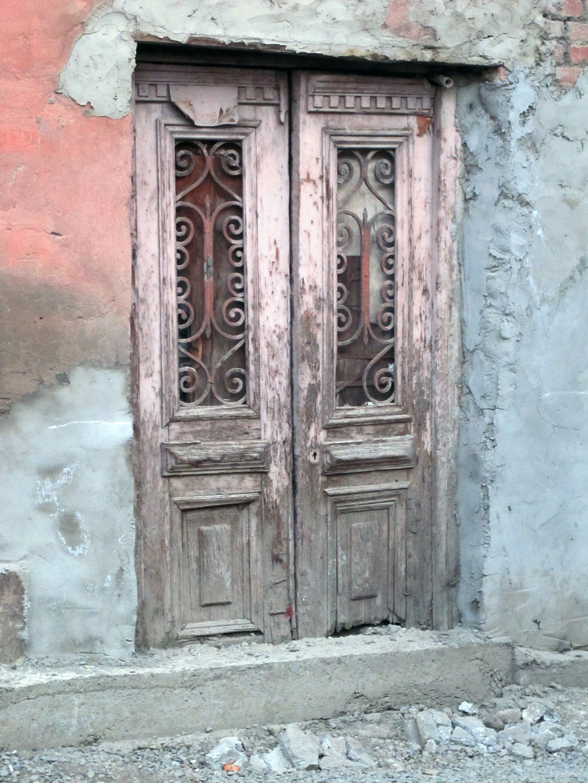 Tbilisi, Georgia, old door