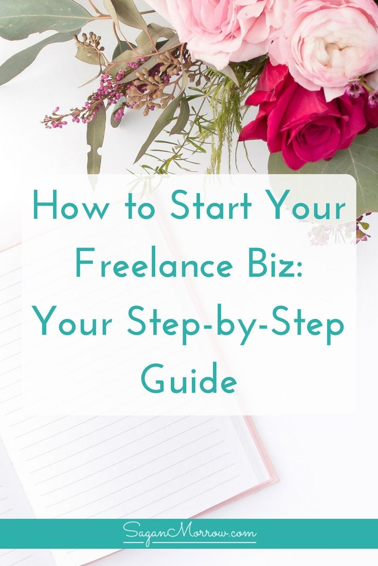 How to start a freelance business your step by step guide step learn how to start a freelance business with this step by step guide kristyandbryce Images