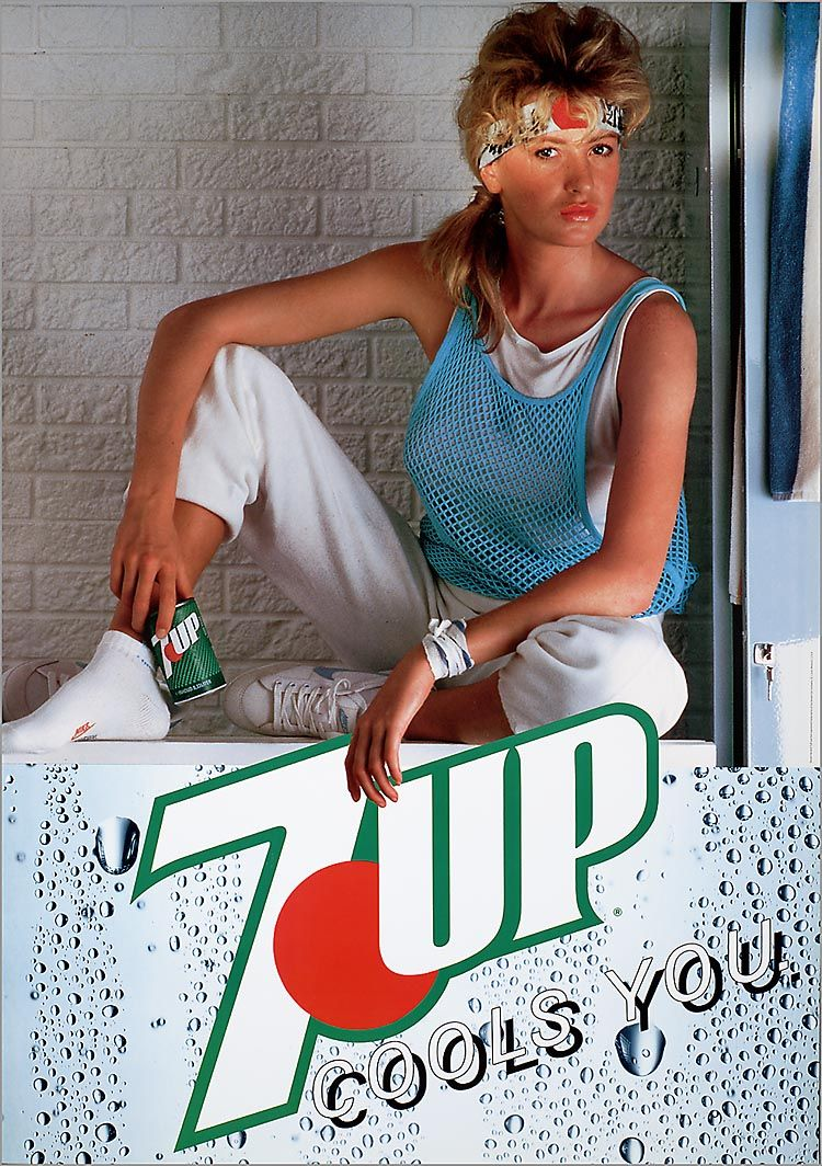 7 UP cools you.Seven-up and 7 UP are the registered trademarks of the Seven-Up Company, St. Louis, Missouri, U.S.A.