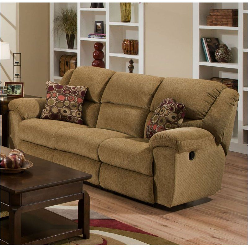 Surprising Transformer Ultimate Reclining Sofa In Beige And Havana Pabps2019 Chair Design Images Pabps2019Com
