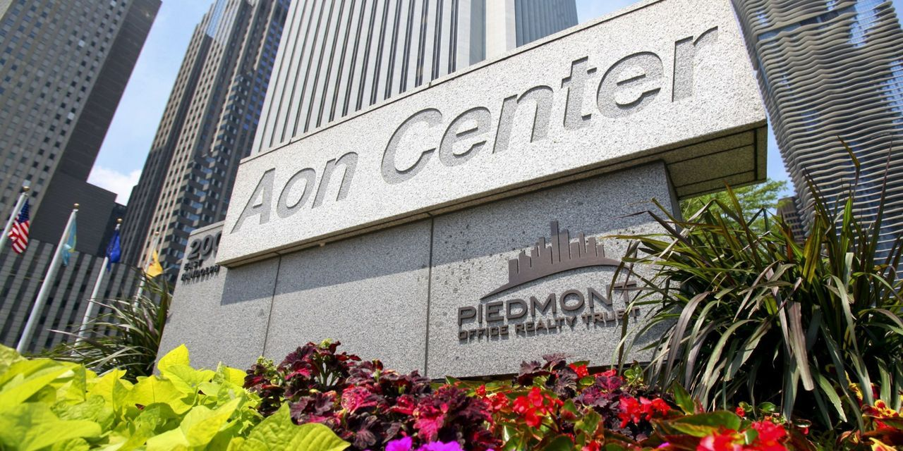 Insurance broker aon strikes years biggest ma deal on