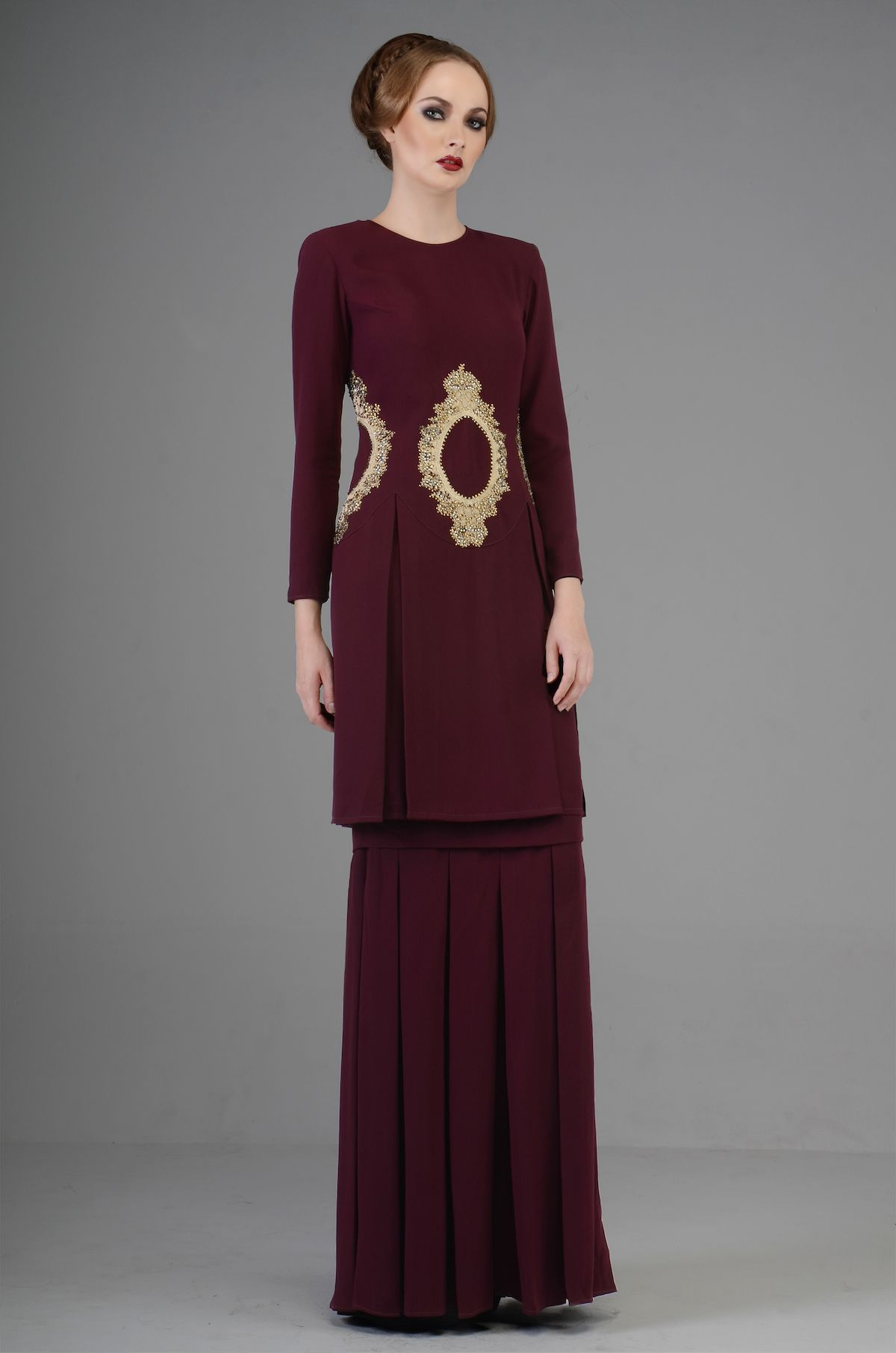 Highness raya look by rizman ruzaini loveit pinterest baju