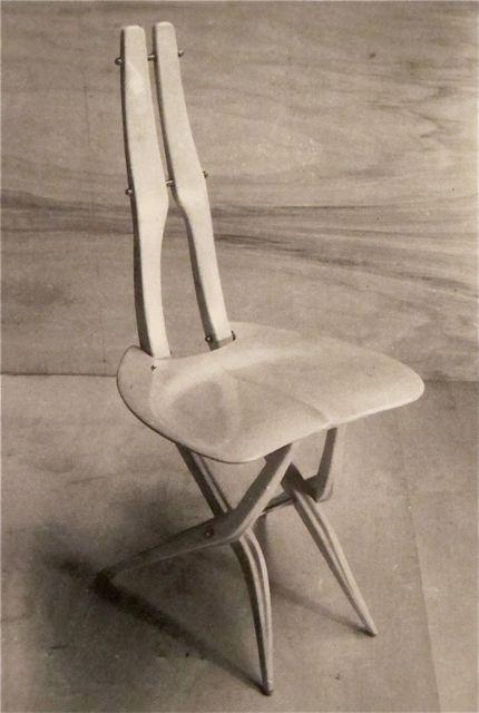 Mondoblogo Carlo Mollino S Chairs