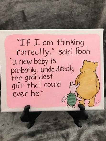 Winnie The Pooh Baby Shower Quotes : winnie, shower, quotes, Ideas, Shower, Quotes, Winnie, Products,, Shower,