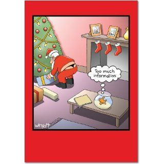 Far Side Christmas Cards