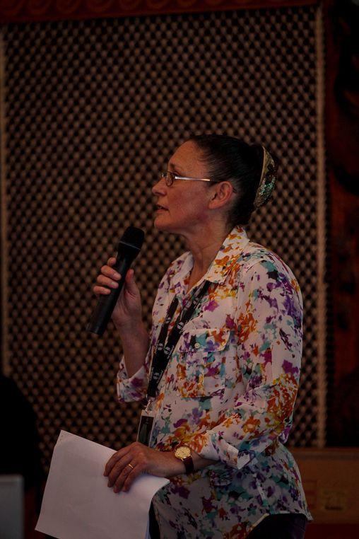 Vanessa Whiu - Director of Te Pee o Whairangi Developments Limited