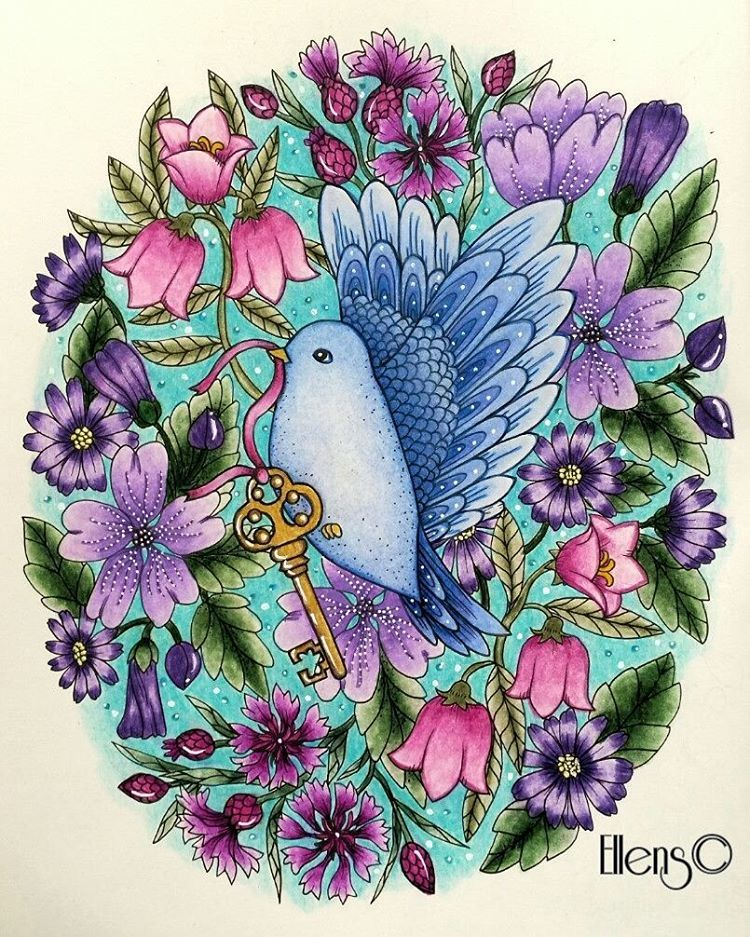 Inspirational Coloring Pages By