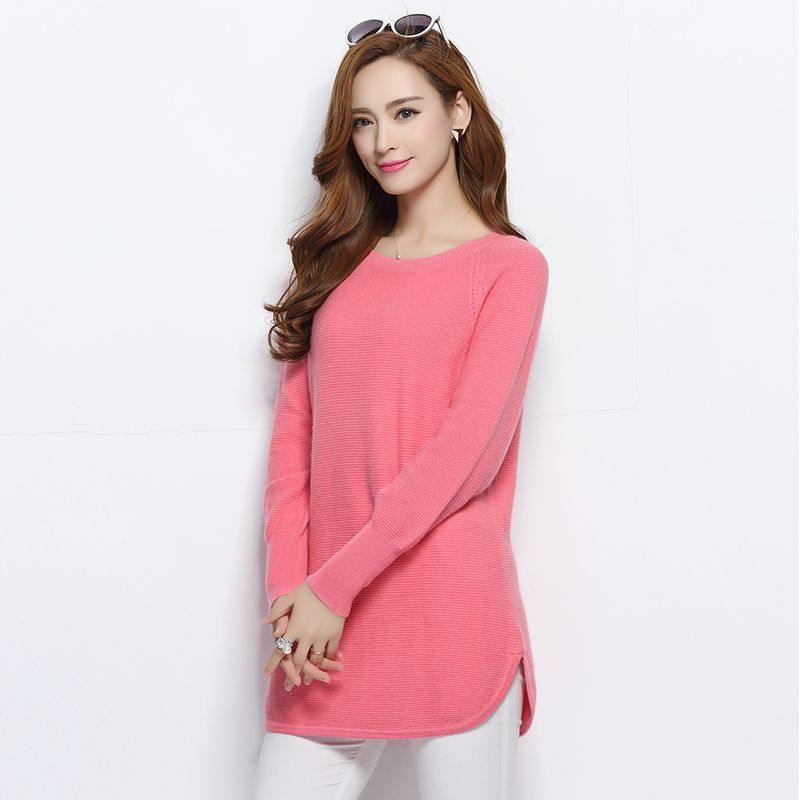 Women's Sweaters Hot Sale Pure Cashmere Pullover ladies New ...