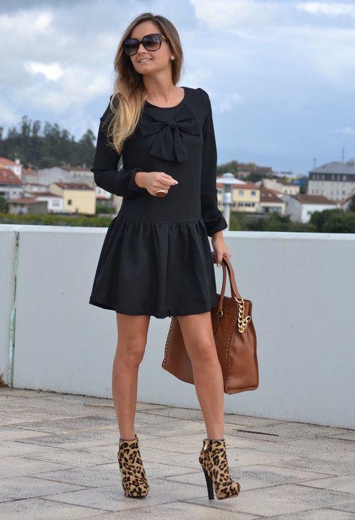 Bomba de vestir V-Carola para mujer, Negro, 10 M US
