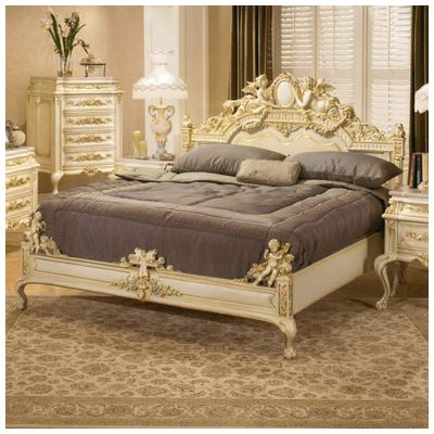 PolRey 321-K Classic King Size Bed