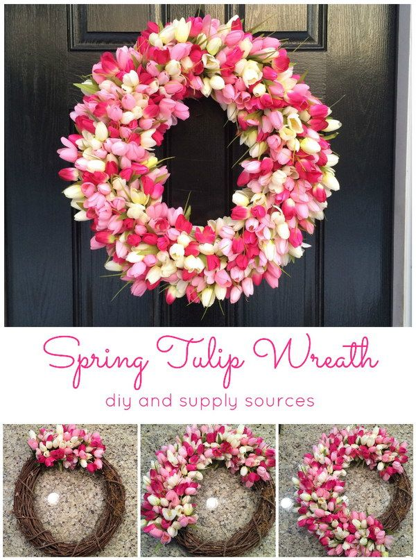 30 Beautiful Diys For Your Spring Decoration Spring Decoration