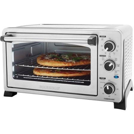 Farberware Toaster Oven Cook 2 Pizzas Cooking Gizmos Digital Toaster Oven Countertop Oven Toaster Oven