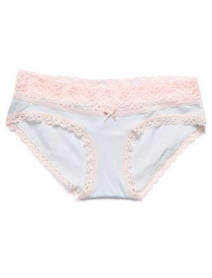 7297b17728c91 Jessica Simpson Heathered Maternity Bikini Panties (Single ...