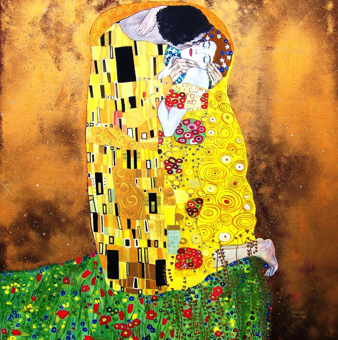 We are looking forward to the Gustav Klimt exhibition at the Peles ...