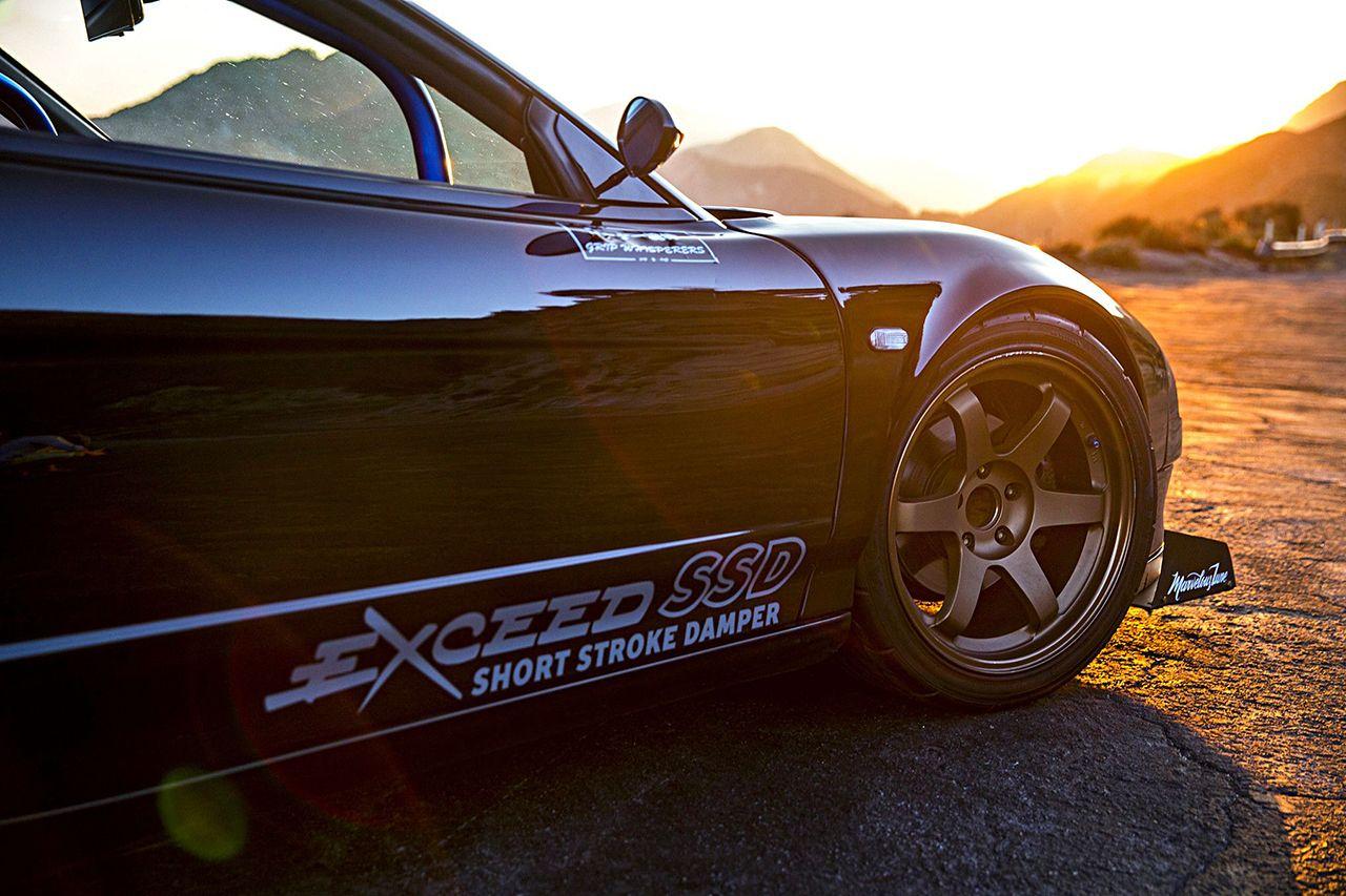that911 Acura NSX MPPSOCIETY